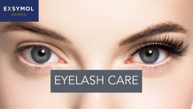 Perfect Lashes, the Exsymol Way