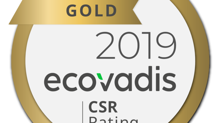 Ecovadis Gold for Alfa Chemicals!