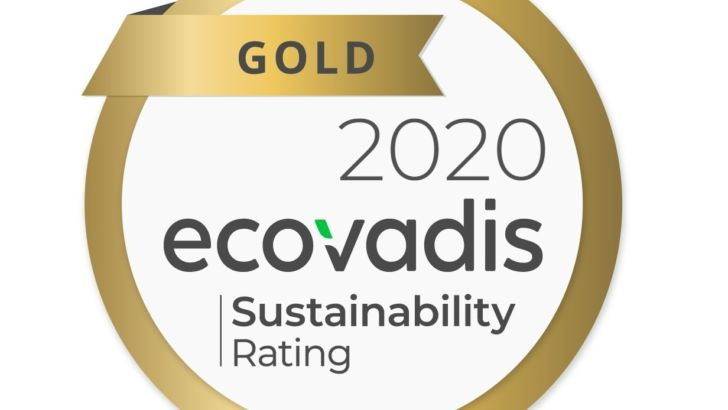 Ecovdadis Gold again for Alfa Chemicals!