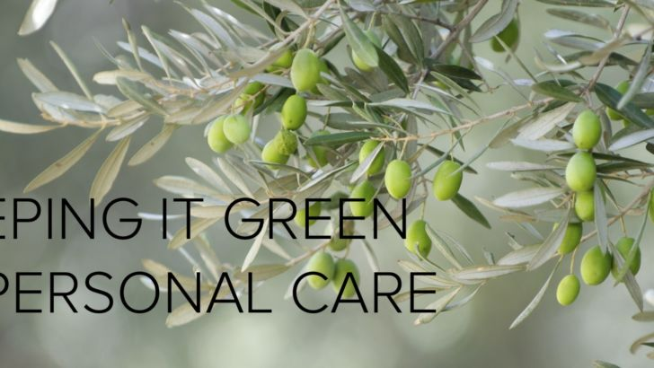 RSC online symposium: 'Keeping it Green in Personal Care' - 2nd March 2021 (10:00 - 17:00)