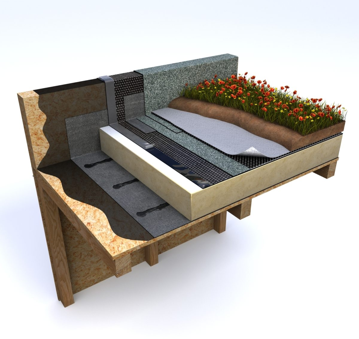 Living Roof Design Example