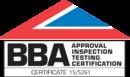 BBA Logo ECOFLEX or ECOLINE 15 5261